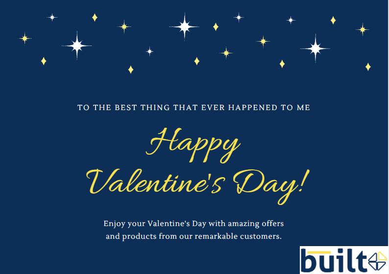 Built Valentine Guide